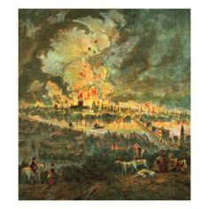 Great Fire of London (1666)