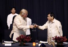 Why Filipino progressives are protesting against Trump's Manila visit