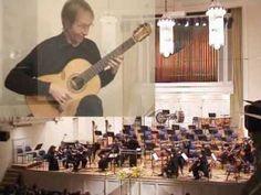 A. Vivaldi, Guitar Concerto in D, 3rd Mvt, Boris Bagger Guitar Orchestra