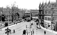 Old Historical, Nostalgic Pictures of New Cross Gate in Lewisham, Greater London London Pictures, London Photos, Old Pictures, Old Photos, Camberwell London, London History, Local History, British History