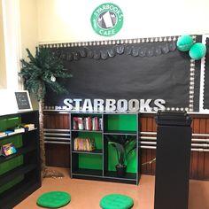 Starbooks Cafe
