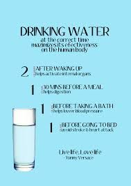 Image result for water routine