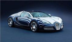 Bugatti Veyron L'Or Blanc (2011): «фарфоровый» суперкар