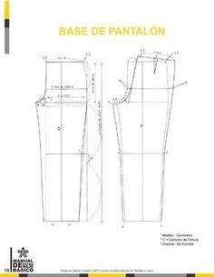 Manual patronaje Tgo en diseño para la industria de la moda Garzon - Huila a4c674a96c8