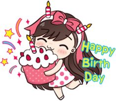 My name is Boobib.I like to wear polka dot dress.Let enjoy with my lovely stickers. Cute Love Pictures, Cute Cartoon Pictures, Cute Love Gif, Girly Pictures, Cartoon Pics, Love Cartoon Couple, Cute Cartoon Girl, Cute Love Cartoons, Cute Happy Birthday Images