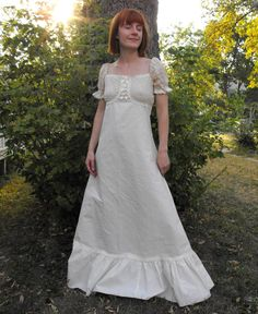 Vintage 60s Gunne Sax Dress Peasant Boho Hippie by soulrust, $89.99 this was my prom dress in 1974!