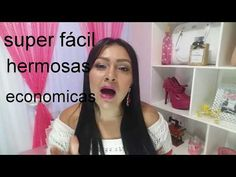 CÓMO HACER CORTINAS ( FÁCIL DE HACER HERMOSAS Y ECONOMICAS) - YouTube Youtube, Videos, How To Sew, White Fabrics, Christian Crafts, Sweetie Belle, Youtubers, Youtube Movies