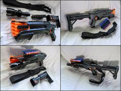 NERF Roughcut Tactical Shotgun - Imgur