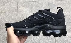 be1ff867f67d Nike vapormax plus triple black Triple Black
