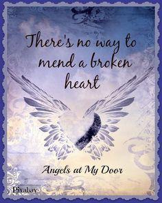 Broken~From Angels at My Door on Facebook