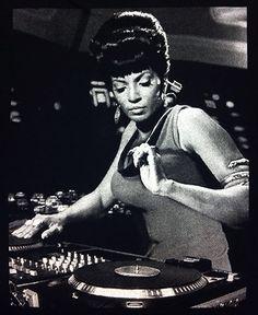 DJ Uhura by UrbanExchangeTX on Etsy