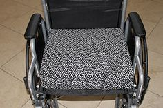 wheelchair cushion and cover - free sewing pattern