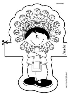 Hero Crafts, Fun Crafts, Arts And Crafts, Hand Puppets, Finger Puppets, Colouring Pages, Coloring Pages For Kids, American Indians, Native American