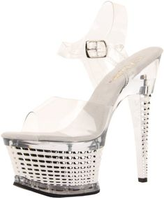 2eb51af64d7b15 Womens 612 Inch Textured Platform Sandal With Ankle Strap    Check this  awesome product by