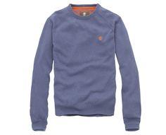 Timberland:  Men's Cotton Crew Neck Sweater