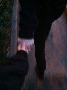 I hope you're holding hands by new years eve