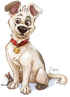 Drawings Of Dogs Cartoon Dog By Timmcfarlin On Deviantart
