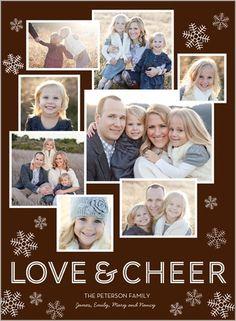 christmas card ideas with family photos   Family Christmas card idea   Christmas!