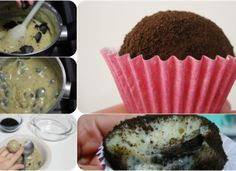 Milky 5 Minute Cookie Making Milky 5 Minute Cookie Making Oreo, Sully Cake, How To Make Cookies, Sweet Cakes, Pudding, Cupcakes, Breakfast, Desserts, Chocolates