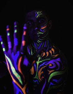 Sesion Luz Negra