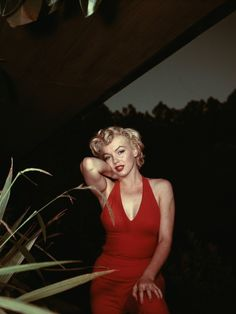 An Icon In Pictures: Marilyn Monroe