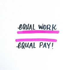 Women deserve equal work for equal pay. Not so controversial right? Yet in 2015 female full-time workers made only 80 cents for every dollar earned by men a gender wage gap of 20 percent. We face a pay gap in nearly every occupation and it's worse for women of color AND mothers. Plus it only grows with age and on its own that gap won't close. If the decrease in the gap changes at the same rate as the change between 1960 and 2015 women are expected to reach pay equity with men in 2059. But…