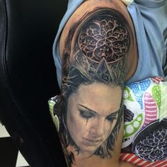 Done by Diogo Nunes, tattoo artist at Queen of Hearts Tattoo Studio (Lisbon), Portugal TattooStage.com - Rate & review your tattoo artist. #tattoo #tattoos #ink