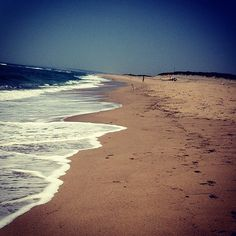 Long Point Beach. Martha's Vineyard. Photo by TerrellSandefur • Instagram