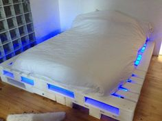 Bed is one of the most costly, as well as significant things that come into the making of a bedroom so we give you different Pallet bed ideas.
