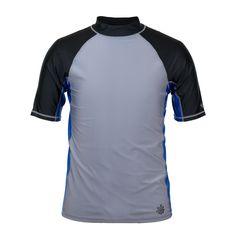 Short Sleeve Summer Swim Clothing for Men - SPF UPF 50+ a6b94d616