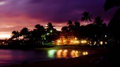 Hawaii beach kauai