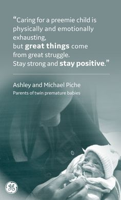 Ashley and Michael Piche are one of many families who has experienced prematurity and are sharing their words of wisdom and inspiration for others currently going through it. Preemie Babies, Preemies, Babies R, Premature Baby, To My Daughter, Daughters, World Prematurity Day, Nicu Nursing, Faith Is The Substance