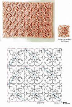 Materiales gráficos Gaby: Falda tejida