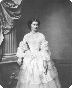 vintage everyday: Old Photos of Empress Elisabeth of Austria