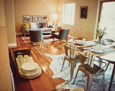 cityhome COLLECTIVE staging and design, Cody Derrick and Andrea Beecher