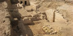 Earliest-known images of Jesus revealed in a newly discovered tomb