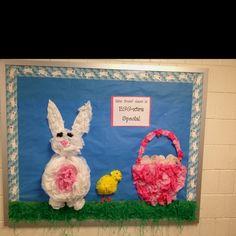 Easter Bulletin Board BoardsClassroom IdeasClassroom Door DecorationsSchool DecorationsPreschool