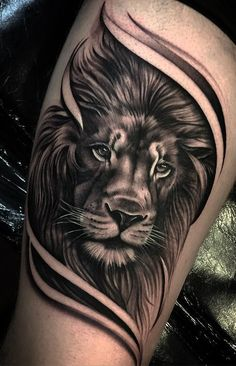 50 eye-catching lion tattoos that make you want to ink - Tattoos - . - 50 eye-catching lion tattoos that make you want ink – Tattoos – # flashy # Lion tattoo - Sketch Tattoo Design, Lion Tattoo Design, Flower Tattoo Designs, Sketch Design, Tattoo Sketches, Tattoo Drawings, Lion Tribal, Tribal Lion Tattoo, Lion Head Tattoos