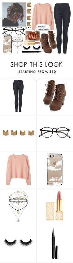 """When We Were Young"" by mysterious-girl-1215 ❤ liked on Polyvore featuring Topshop, Maison Margiela, Casetify, Miss Selfridge, Tory Burch and Marc Jacobs"