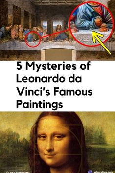 5 Mysteries of Leonardo da Vinci's Famous Paintings – Viral News Room Facts About Ancient Egypt, Fate Of The Universe, Salvator Mundi, Shocking Facts, Family Love, Great Artists, Wonders Of The World, Funny Jokes, Mystery