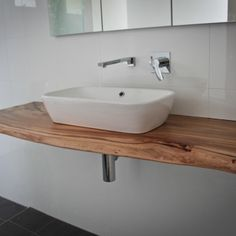 Timber Vanity Tops Mirrors And Baths Sydney Time 4 Timber with measurements 1500 X 1000 Solid Wood Bathroom Vanity Top - Bathroom Vanity Cabinets should Timber Vanity, Wood Vanity, Diy Vanity, Wooden Bathroom Vanity, Bathroom Storage, Bathroom Ideas, Bathroom Inspo, Bath Ideas, Cloakroom Basin