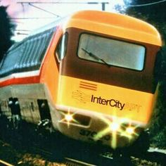 InterCity APT-P. My heart skips a beat. Electric Locomotive, Diesel Locomotive, National Rail, Europe Train, Network Rail, High Speed Rail, Electric Train, British Rail, Train Pictures