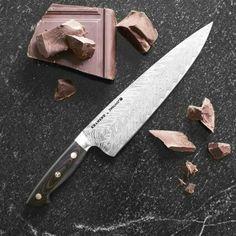 Bob Kramer Damascus Steel Chefs Knife