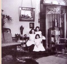 PHOTOS FAMILLE ROMANOV - XX - DONA RUSSIE