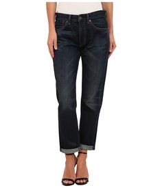Levi's® Made & Crafted Beau Boyfriend in Mistwood Mistwood - 6pm.com