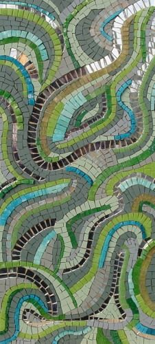 TRUTHS UNRAVELLING   Sue Kershaw   Mosaic Artist