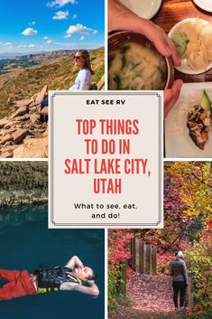 What to do in Salt Lake City UT Planning a trip to Salt Lake City Utah? There is a lot of fun to be had in SLC! It& a vibrant city with great food, fun breweries, and lots of fr. Salt Lake City Hikes, Salt Lake City Utah, Downtown Salt Lake City, Zermatt, Park City Utah Summer, Stockholm, Dublin, Amsterdam, Slc Utah