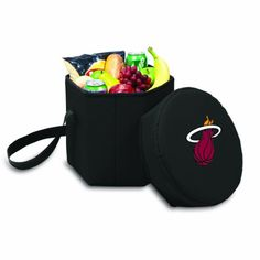 NBA Miami Heat Bongo Insulated Collapsible Cooler ** Be sure to check out this awesome product.