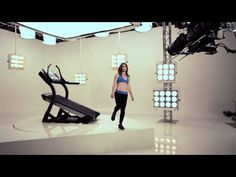 @Jillian Medford Michaels behind the scenes video with #NordicTrack Incline Trainer
