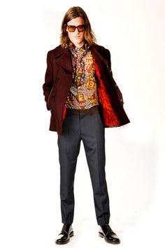 Marc Jacobs Fall 2012 Menswear